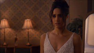 See Meghan Markle in a Wedding Gown on ?Suits? Finale