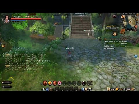 Age of Wushu Gameplay - Apresentando o Jogo!