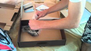 Unboxing ASUS K55VM-SX116D