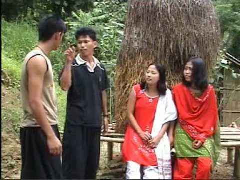 Chakma Song - (comedy From Khandani) video