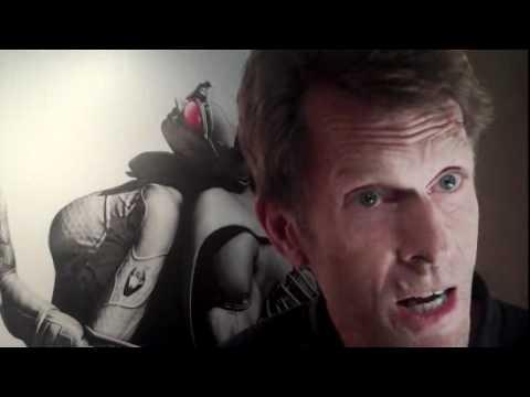 KEVIN CONROY Reveals BATMAN Voice Secret Origin