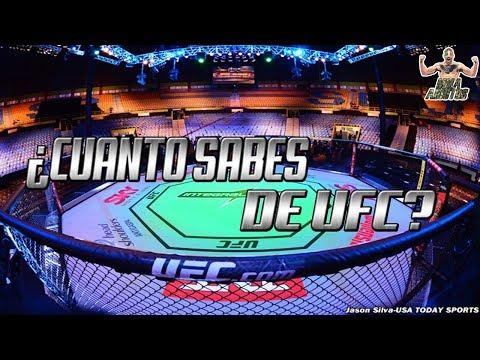 EXAMEN sobre UFC ¿Cuanto sabes tu? | MMA ADICT0S