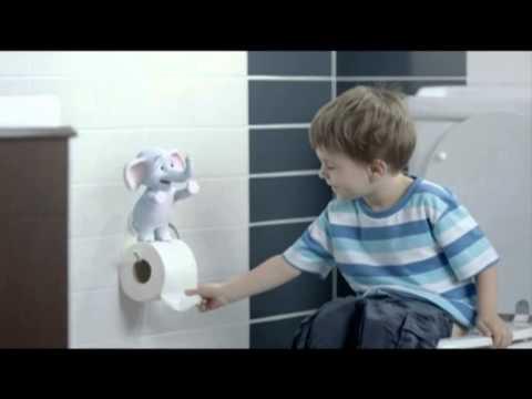 Etkili Tuvalet Kağıdı Reklamı