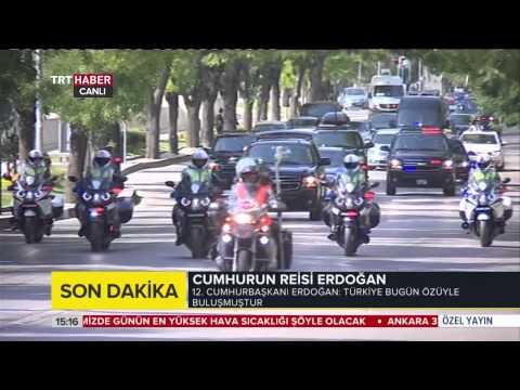 CUMHURBAŞKANI RECEP TAYYİP ERDOĞAN YEMİN TÖRENİ 28.08.2014