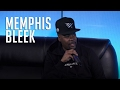 Memphis Bleek The Rocafella Breakup  Gassing Jay Z   Nas Beef   Being Warehouse Music Group CEO -