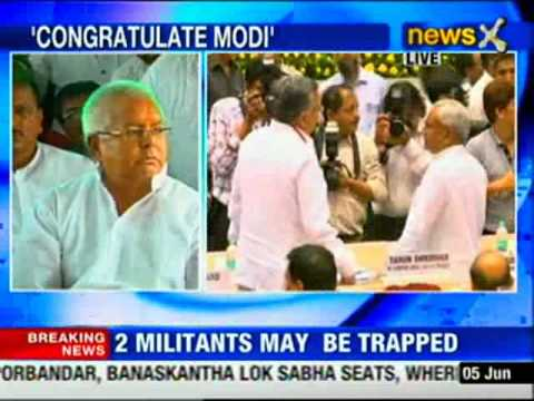 Post by poll result, Lalu Prasad Yadav slams Nitish Kumar