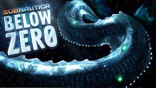 Subnautica: Below Zero - THE ICE WORM IS TERRIFYING! + New Info! - Subnautica Below Zero Updates