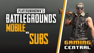 PUBG Mobile with SUBS | Livestream | Gaming Central
