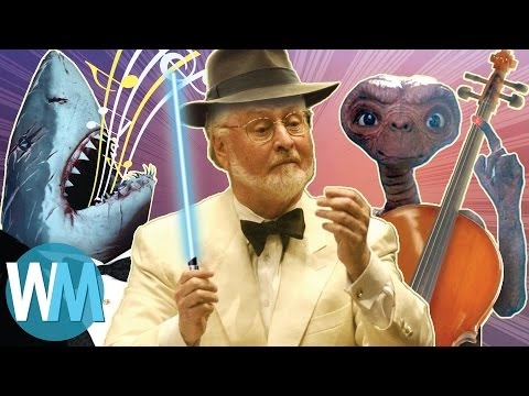Top 10 Unforgettable John Williams Scores