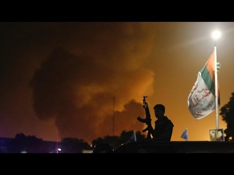 Photos of the Day - Taliban Attack Karachi Airport - June 9, 2014