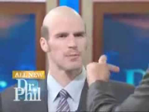 Dr Phil kicks young punk off show