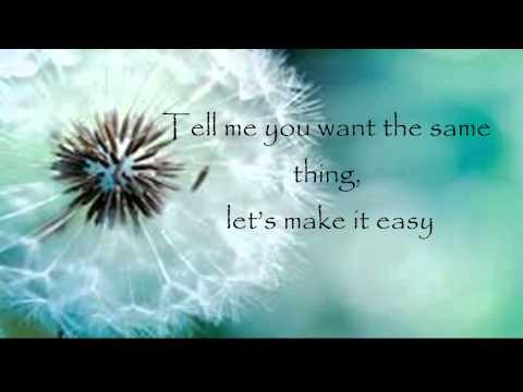 JETTA - Take it easy (with lyrics)