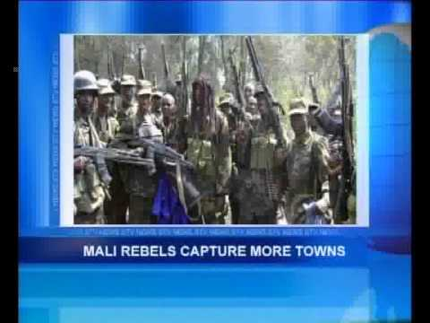 Mali Rebels Capture more Towns.flv