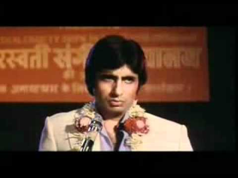 O Sathi re tere bina(Sad song)- Muqadar ka Sikandar- *HQ*- Amitabh Bachchan songs