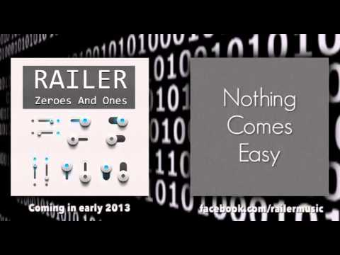 Railer s new album Zeroes And Ones, Available in 2013 (YouTube preview)