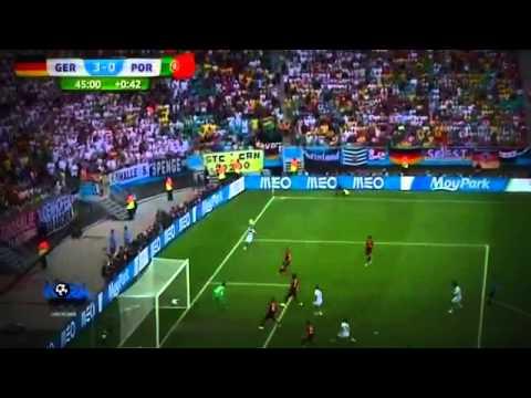 [HQ] Germany Vs Portugal 4-0 - All Goals & Match Highlights - 16/06/14