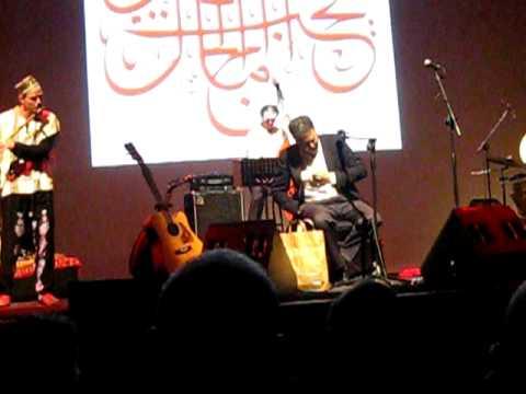 Nour Eddine Sound of spirit Auditorium parco della musica 16 03 2012