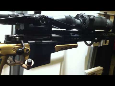Accuracy International Introduces the AX338 Sniper Rifle