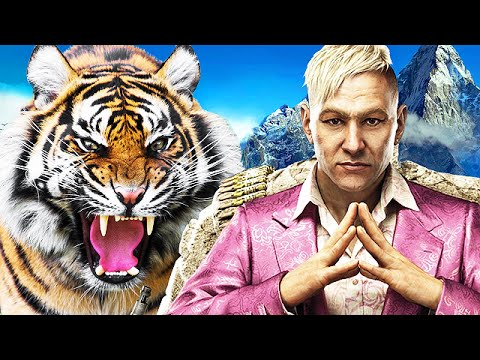 Far Cry 4 Funny Moments! (funny Kills, Animal Attacks And More!) video
