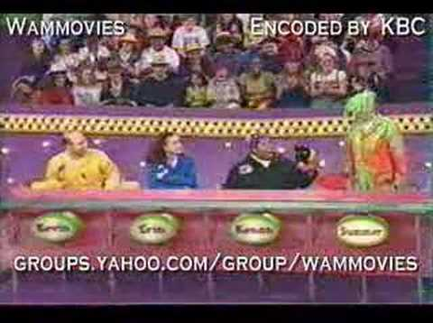 Summer Sanders slimed Video