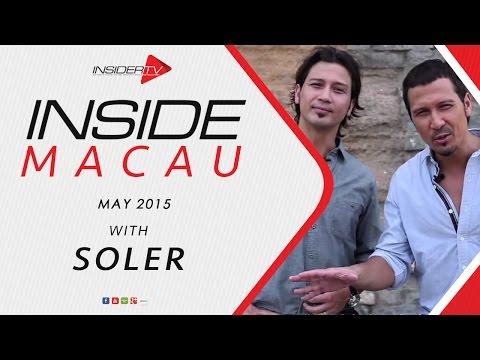 INSIDE Macau with Dino and Julio Acconci | May 2015