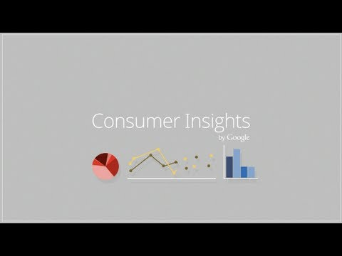 Consumer Insights by Google Music Videos
