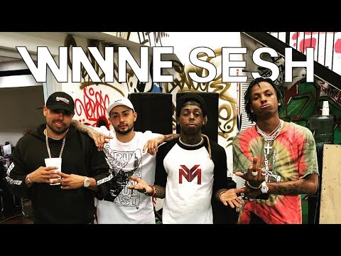 Chaz Ortiz: Wayne Sesh (ft. Lil Wayne, Rich the Kid, & Chaz Ortiz)