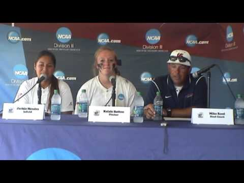 2013 NCAA DIII Softball Championship - Game 9 - UT Tyler