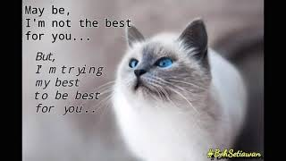 I'm trying to be best for you... - Quotes