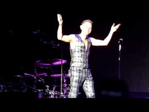 Depeche Mode Home Live in Tel aviv 2013