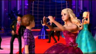 Barbie a Škola pro princezny ČESKÝ TRAILER