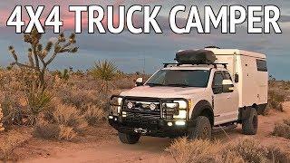 EXD 4x4 Overland Camper Tour | EarthCruiser Overland Vehicles