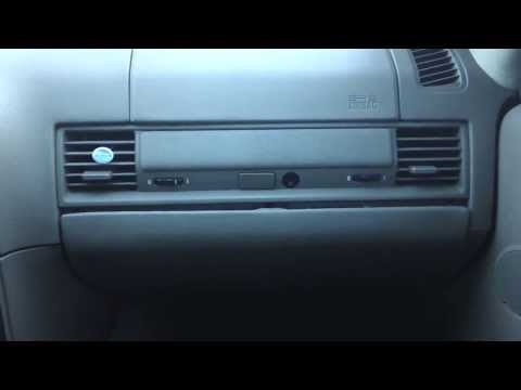 BMW E36 Glove Box Removal