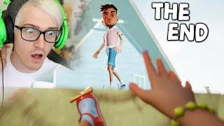 WHAT REALLY HAPPENED... Hello Neighbor Hide and Seek ENDING