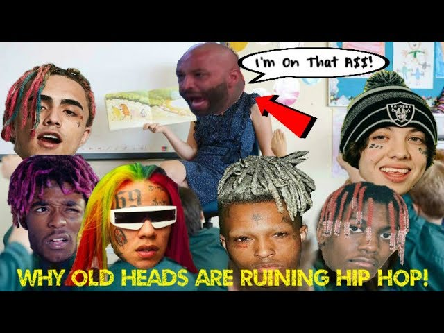 Why OLD HEADS Are RUINING HIP HOP