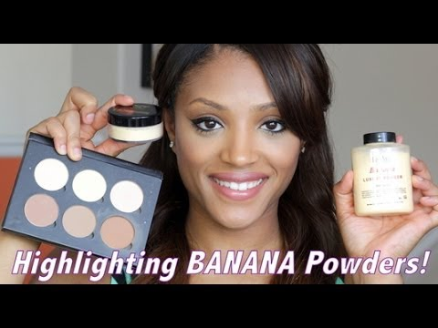 Highlighting Banana Powders