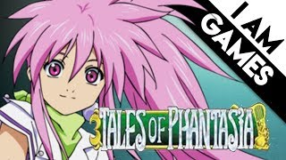 Tales of TALES OF: PHANTASIA