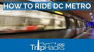 How to Ride Washington DC Metro