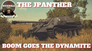 Boom goes the Dynamite   Jpanther Review World of Tanks Blitz