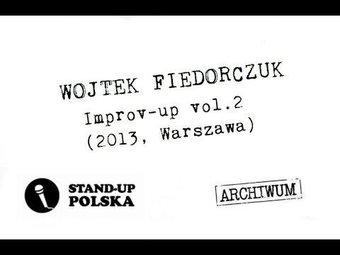 Wojtek Fiedorczuk - Improv-up Vol.2, 2013