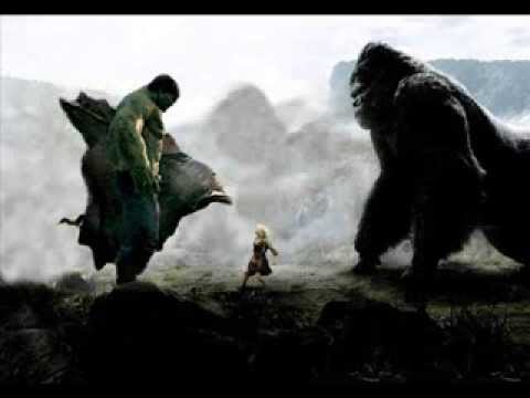 King Kong Vs Hulk   Trailer (bande Annonce) video