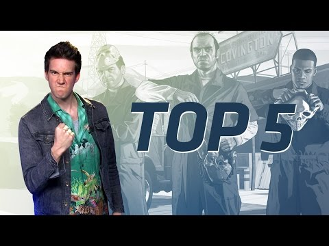 From Titanfall 2 to GTA V, It's The Top 5 News of the Week - IGN Daily Fix