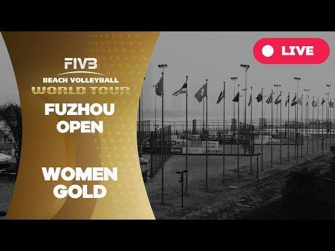 Fuzhou Open - Women Gold - Beach Volleyball World Tour