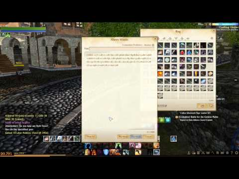 ARCHEAGE Rains Of Castamere Composition