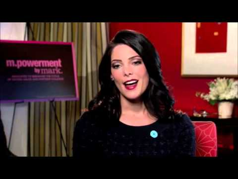 mark. Brand Ambassador Ashley Greene Announces - NO MORE Campaign - Study Results on Capitol Hill