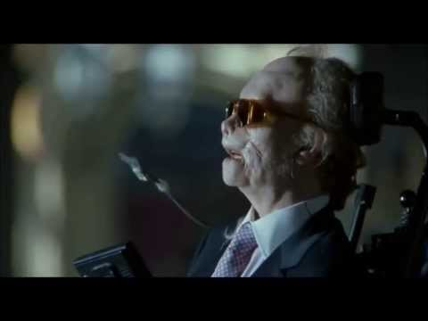 Gary Oldman as Mason Verger - Superb acting performance