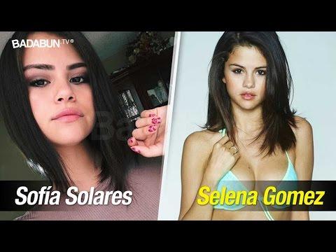 Estas son las 5 dobles de Selena Gomez. Justin Bieber está enamorado de la #2