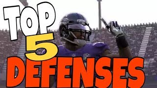 TOP 5 BEST DEFENSE MONEY PLAYS THAT WILL WIN YOU MORE GAMES! MADDEN 19 TIPS AND TRICKS