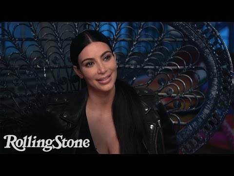Kim Kardashian on Her Relationship With Kanye West