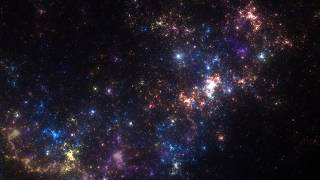 Space travel free stock footage
